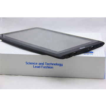 High Quality Android 4.1 Dual Core Tablet PC 10 inch With RJ45 Port HDMI 2 Big USB