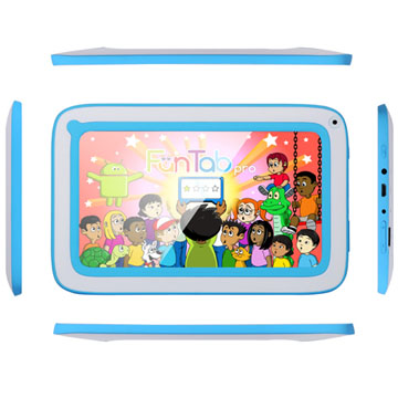 Cheapest 7 inch Lovely Colorful Kids Tablet PC With Android 4.2