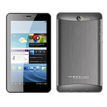 7 inch MTK6572 Android Tablet Dual Core 3G GPS Bluetooth