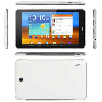 7 inch Cheapest Dual Camera Dual SIM Card Slot Android Phone Tablet PC