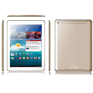 High Quality 9.7 inch Allwinner A20 Dual Core Tablet PC