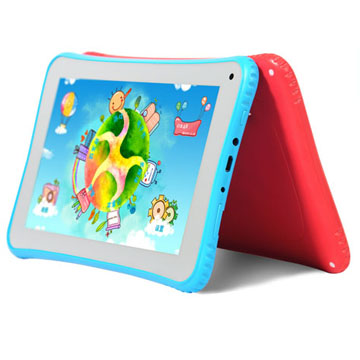 7 inch Colorful Cute Appearance Children Tablet Support Parents Control