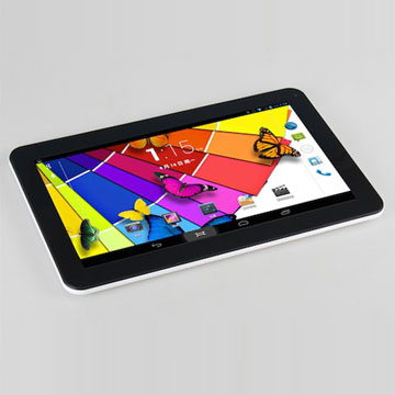Popular Design Metal Shell MTK8382 Quad Core 10Inch Tablet PC 3G GPS Wifi Phone Bluetooth